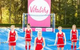 私人医疗保险品牌Vitality赞助英国女子曲棍球队