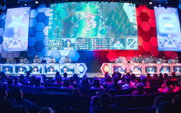 HyperX延长拉斯维加斯的HyperX Esports Arena电竞场馆的独家命名权协议