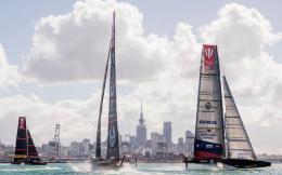 中体产业成为新西兰酋长队官方合作伙伴  助推帆船产业在中国的高质量发展