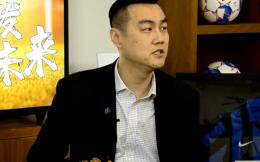 """绿城总经理焦凤波谈更名:已有""""绿巨人""""等6个备选方案"""