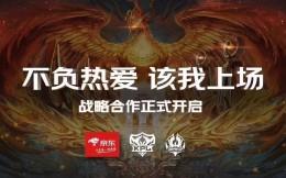 """筑起电商X电竞营销高地,京东与KPL的合作不止""""电竞带货"""""""