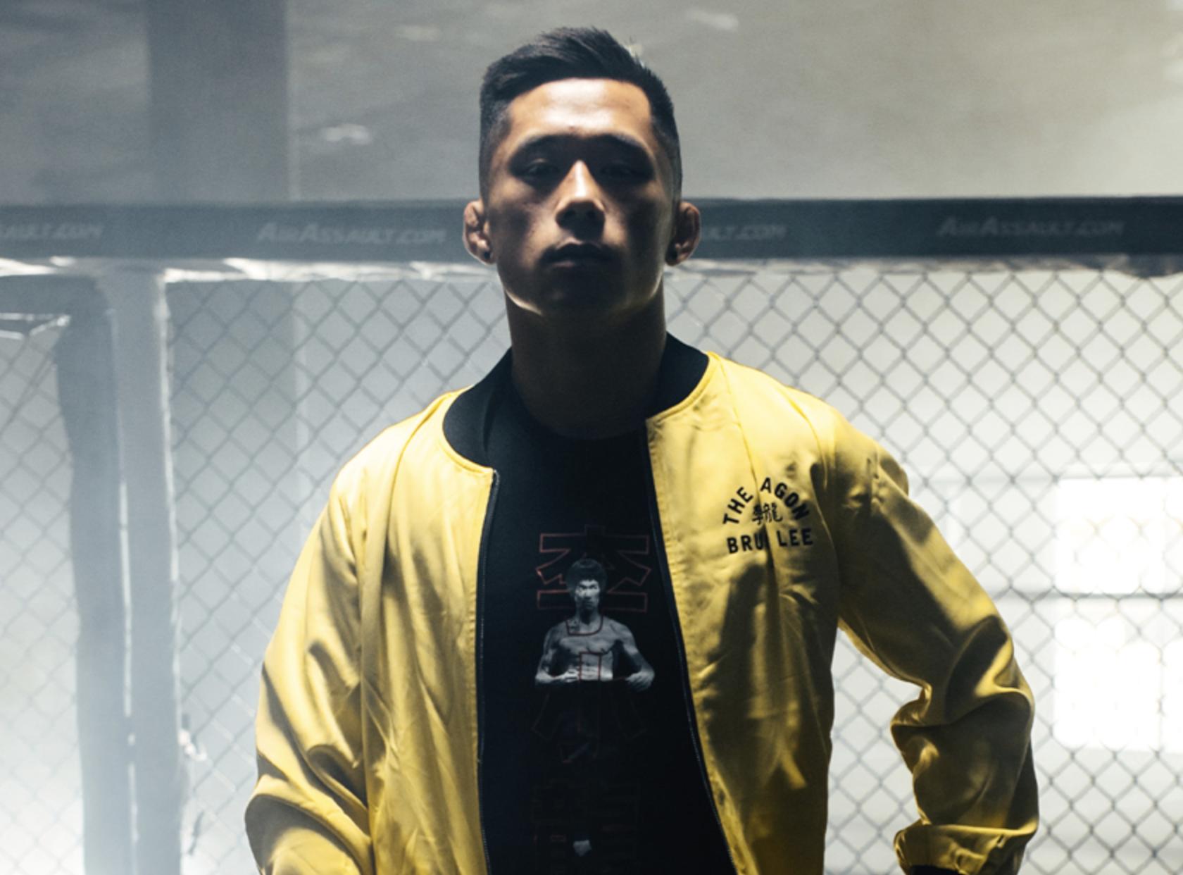纪念李小龙诞辰80周年!ONE冠军赛推出限量版李小龙联名系列运动服饰