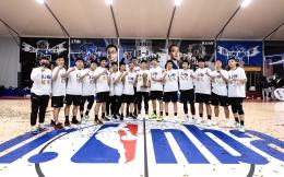 """2020-21赛季""""Jr. NBA联赛@上海""""圆满落幕 交大附中斩获首冠"""