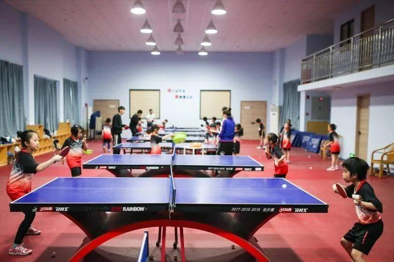 2019年北京市体育场地总数达3.57万,乒乓球场地数量压足篮