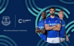 旅游管理公司Clarity Sports成为埃弗顿官方合作伙伴