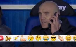 远程指挥!皇马助教比赛中打电话征询齐达内换人问题