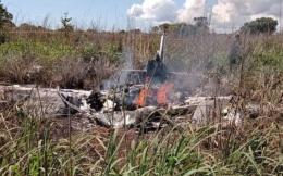 哀悼!巴西一低级别俱乐部五人遭坠机事故全部遇难