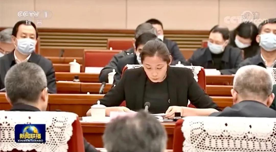 朱婷参加国务院教科文卫体座谈会,成体育界唯一一个发言的代表