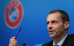 欧足联主席:欧洲杯12城举办计划不变 延长各国提交球迷入场计划截止期限