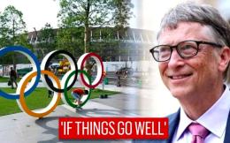 比尔・盖茨称东京奥运能否顺利举办新冠疫苗是关键