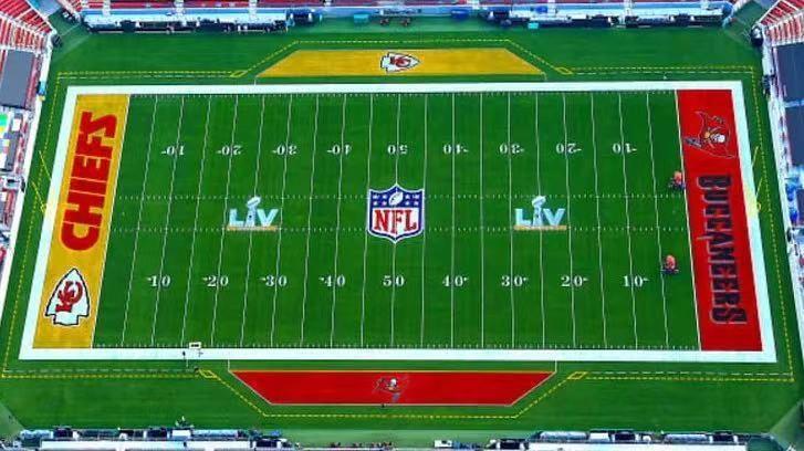 疫情下NFL赞助收入增至16.2亿美元,第55届超级碗蓄势待发