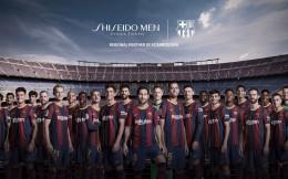 日本品牌资生堂与巴塞罗那签约两年 为巴萨第五个日本赞助商