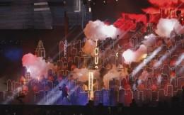 疫情下的美国春晚:3万纸片人,盆栽哥引爆中场秀,布雷迪封神