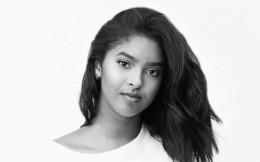 科比长女进军模特领域,已与IMG模特公司签约