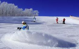 冰雪旅游迎利好政策!三部委印发《冰雪旅游发展计划(2021—2023年)》
