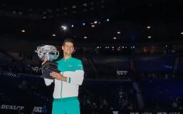 德约科维奇九进澳网决赛九次夺冠 18座大满贯紧追费纳