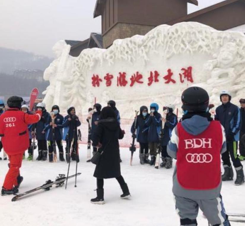 冰雪重镇吉林市春节假期接待游客262.59万人次