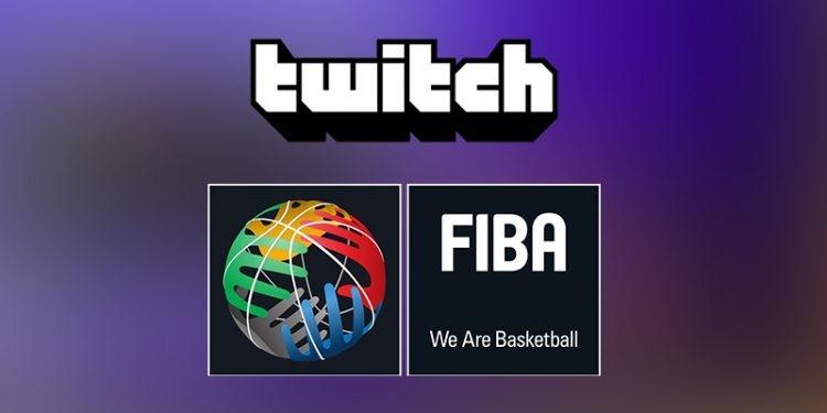 国际篮联与Twitch签订多年协议