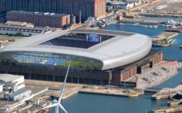 埃弗顿新球场计划已获利物浦当局批准