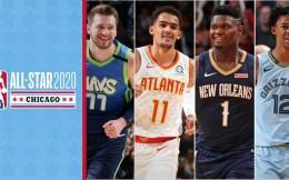 官宣!NBA宣布本赛季全明星不举办新秀赛