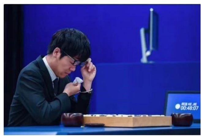 柯洁:我特别不希望AI出现 赢得世界冠军越来越难