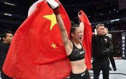 """曝张伟丽4月迎来卫冕战,UFC261战美国""""玫瑰"""""""