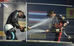 F1与法拉利-特伦托起泡酒达成三年合作伙伴关系