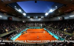 ATP正式颁布应对疫情球员和巡回赛扶持政策