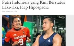 多年的怀疑终被证实!印尼女排联赛MVP被确认系男性