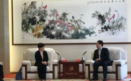 青岛拟邀请邓亚萍体育产业基金在青岛设立体育产业相关基金