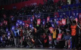 票房火爆!CUBA全明星赛首次在社会球场举办,899元门票5分钟售罄
