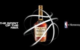 轩尼诗升级为NBA全球官方烈酒合作伙伴 此前为北美区域伙伴