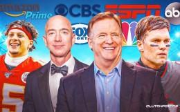 美媒统计NFL转播合同,签约11年总计1050亿美元