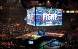 索尼联手RTS收购全球最大格斗游戏赛事EVO
