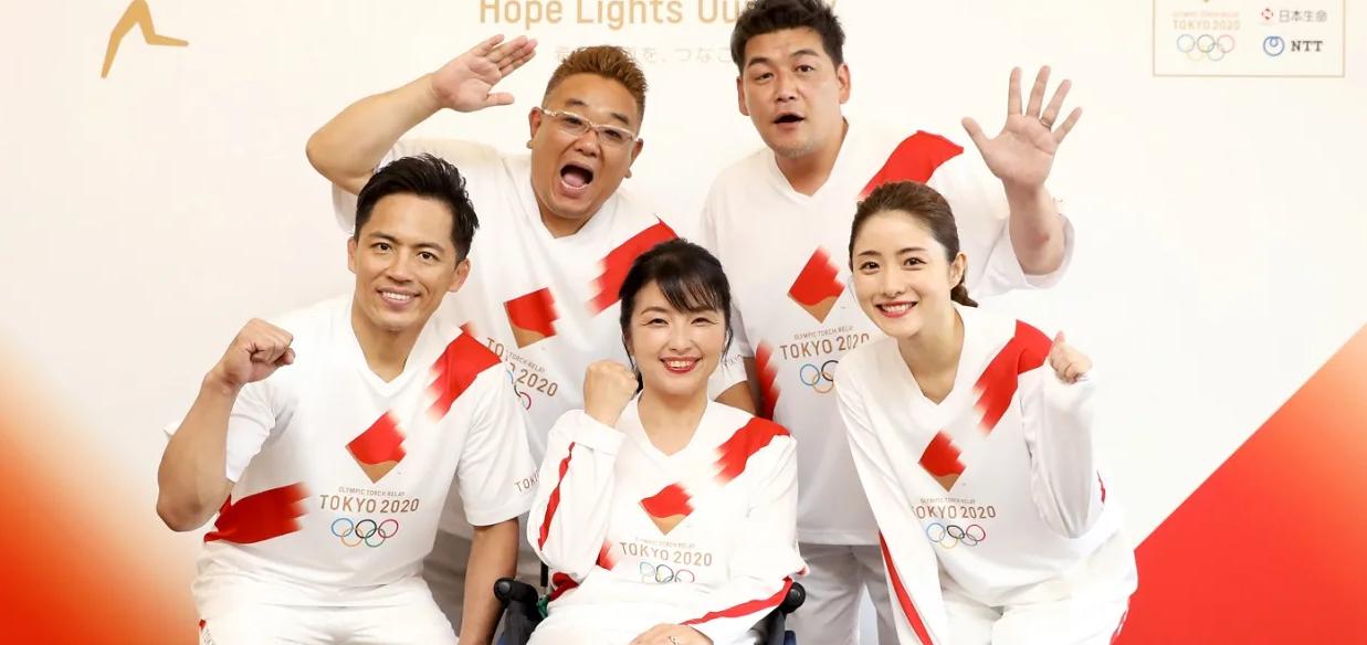 石原里美将出席东京奥运圣火传递出发仪式