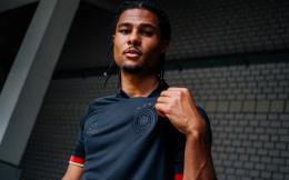 德国队公布欧洲杯客场球衣,衣袖采用国旗配色