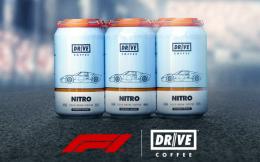 Drive Coffee成为F1官方咖啡供应商