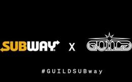电竞组织Guild Esports与赛百味达成合作协议