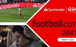 FootballCan 2041挑战开启!ABSG助力全球足球运动科技创新融合