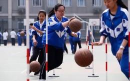天津要求加大体育中考分值,学生掌握1-2项运动技能