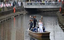官方:奥运圣火不在大阪市公共道路传递