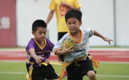 站在奥运门口的腰旗橄榄球,如何在中国实现达阵