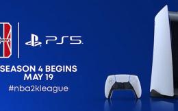 NBA 2K联赛与索尼PS5达成多年合作关系