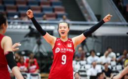 国际排联公布最新排名,中国女排蝉联世界第一