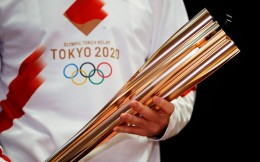东京奥运圣火传递相关人员首现新冠感染病例