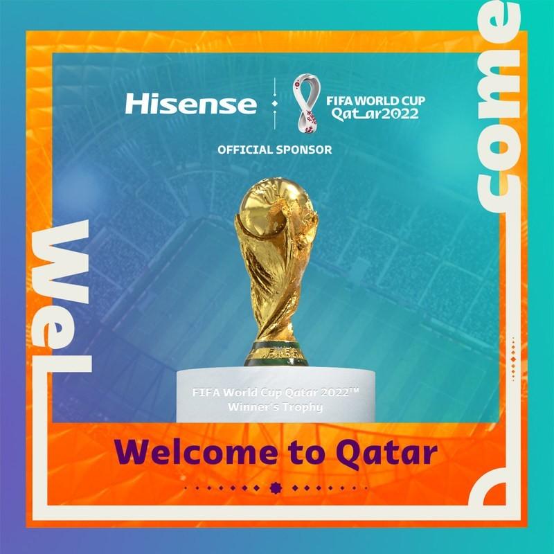海信成为2022卡塔尔世界杯官方赞助商
