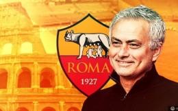 签约三年!罗马官方宣布穆里尼奥担任主教练