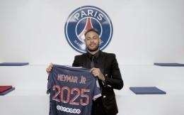 体育产业早餐5.9 大巴黎官宣与内马尔续约到2025年 皇萨尤宣布不放弃欧超