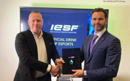 国际电子竞技联盟牵手德国饮料,将推出一款电竞功能饮料