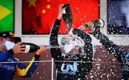 中国骄傲!周冠宇拿下F2年度第二冠